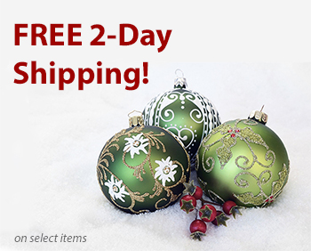OH Ship! FREE Upgrade to 2-Day Shipping!