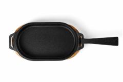 Ooni Cast Iron Sizzler Pan
