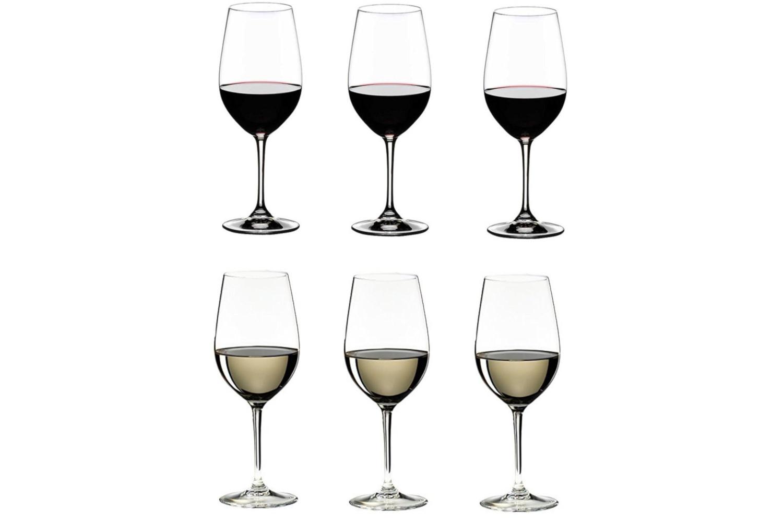 Riedel Vinum Riesling / Zinfandel Wine Glasses - Set of 6