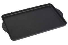 Swiss Diamond XD Nonstick 17 x 11 inch Double Burner Griddle