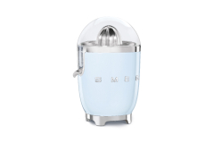 Smeg Retro Style Citrus Juicer - Pastel Blue