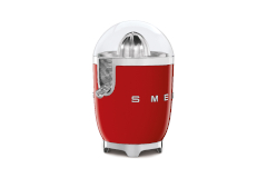 Smeg Retro Style Citrus Juicer - Red