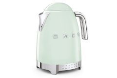 Smeg Retro Style Variable Temperature Kettle - Pastel Green