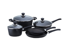 Scanpan Classic 8 Piece Cookware Set
