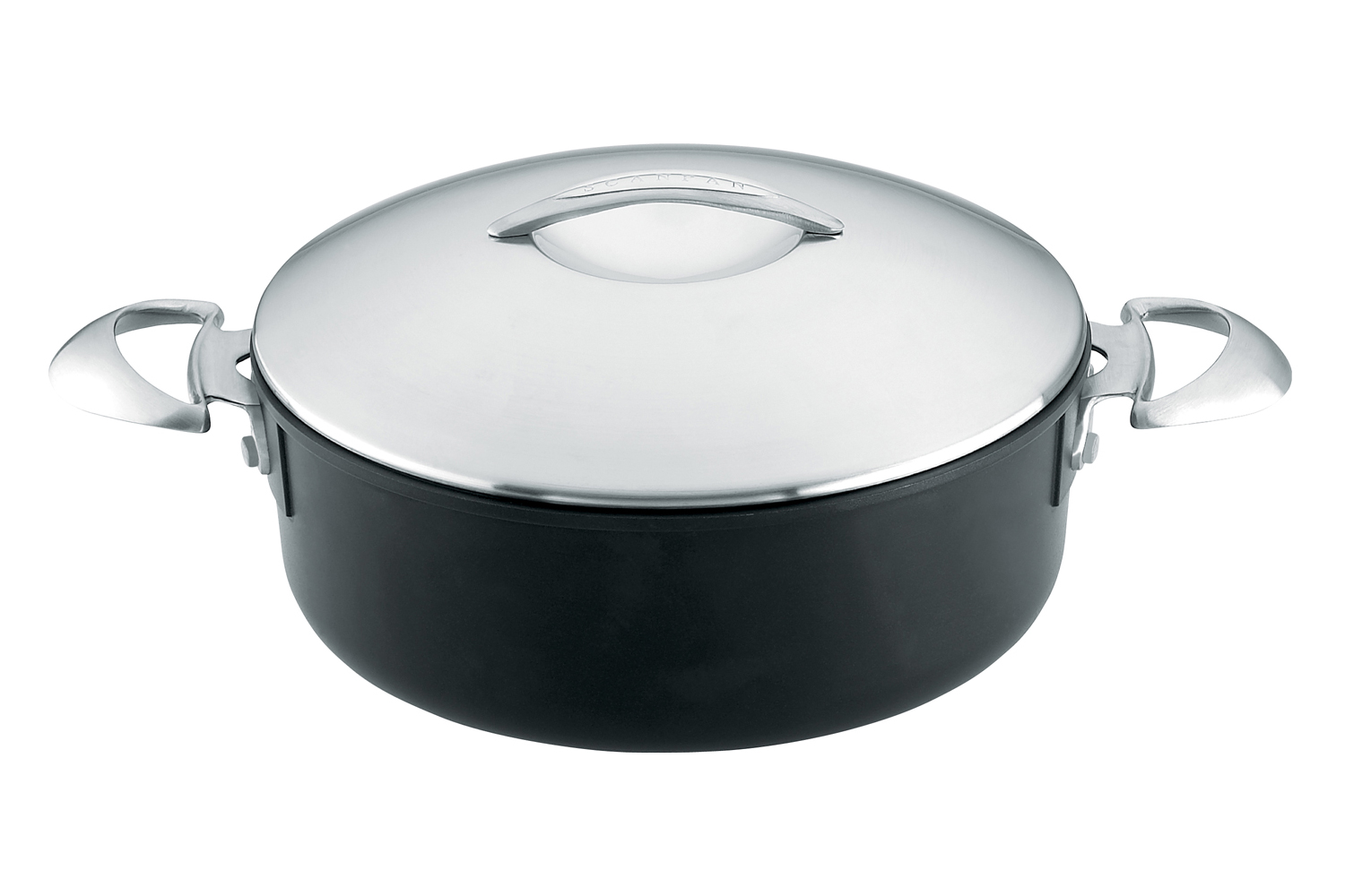 Scanpan Professional 4 1/2 qt. Nonstick Low Sauce Pot