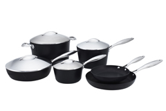 Scanpan Professional 10 Piece Nonstick Cookware Set