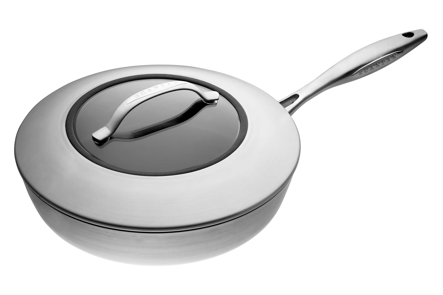 Scanpan CTX 10 1/4 inch Nonstick Saute Pan