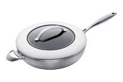 Scanpan CTX 12 1/2 inch Nonstick Saute Pan