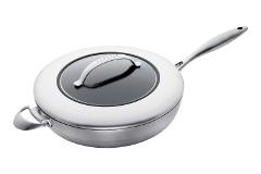 Scanpan CTX 12 1/2 inch Nonstick Saute Pan