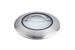 Scanpan CTX 12 3/4 inch Glass Lid