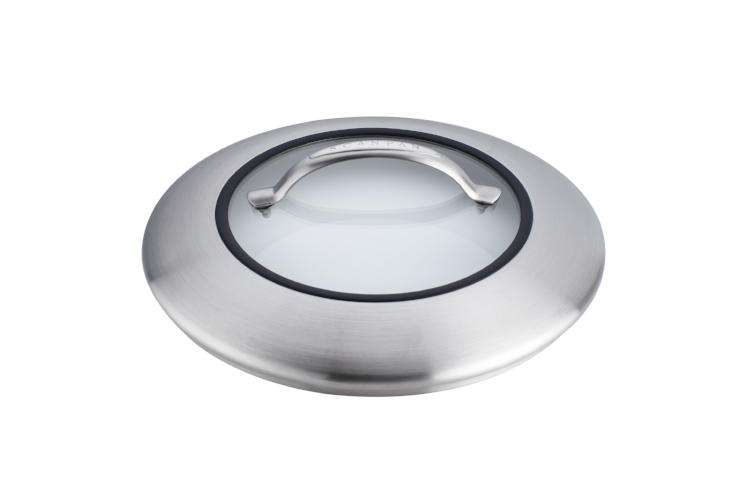 Scanpan CTX 12 3/4 inch Glass Lid