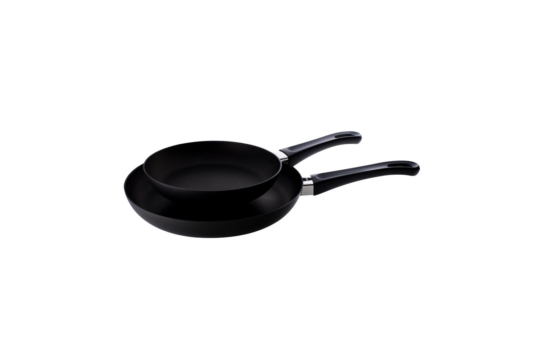 Scanpan Classic Nonstick 10 1/4 & 12 1/2  inch Fry Pan Set