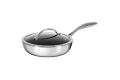 Scanpan Haptiq STRATANIUM+ 2 3/4 qt. Nonstick Saute Pan