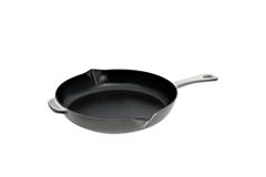 Staub Cast Iron 10 inch Fry Pan - Matte Black