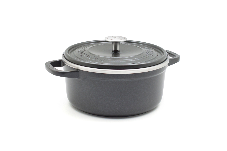Greenpan SimmerLite 5.5 qt. Ceramic Nonstick Cast Aluminum Dutch Oven