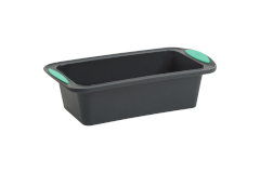 Trudeau Silicone 8 x 4 inch Loaf Pan