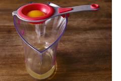 Trudeau Silicone Egg Separator