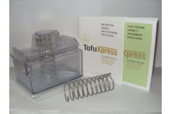 TofuXpress Gourmet Food Press w/Light Tension Spring #2 Attachment