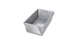 USA Pan Bakeware 8.5 x 4.5 x 2-3/4 inch Loaf Pan