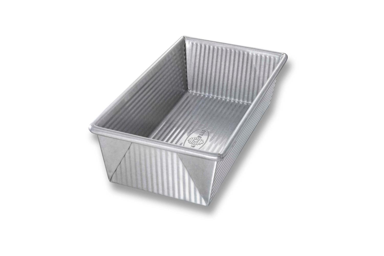 USA Pan Bakeware 8.5 x 4.5 x 2-3/4 inch Loaf Pan