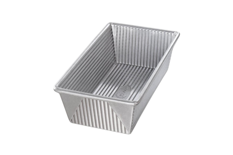 USA Pan Bakeware 10 x 5 x 3 inch 1.5 lb Loaf Pan