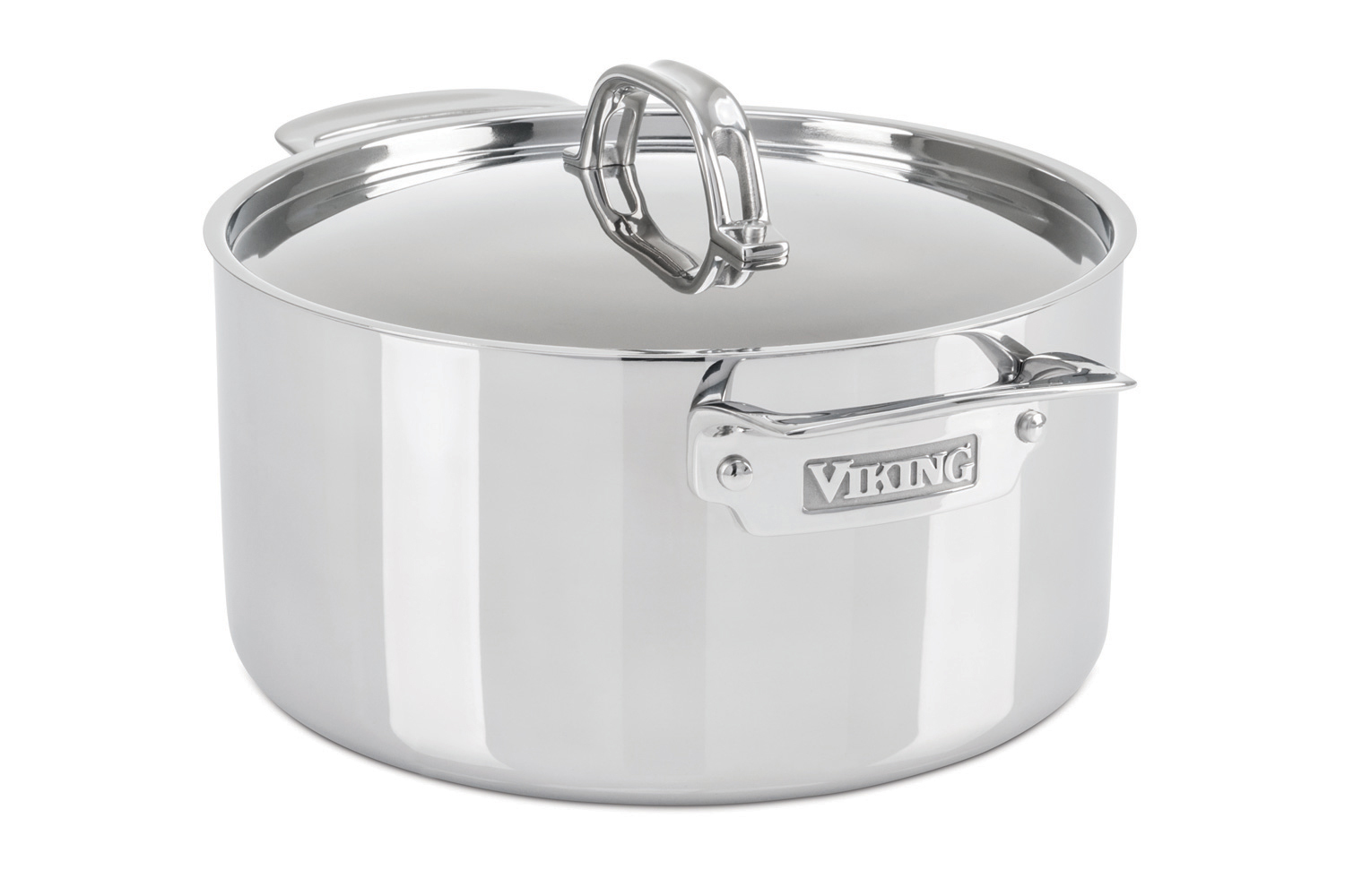 Viking Professional 5 Ply Stainless Steel Stock Pots
