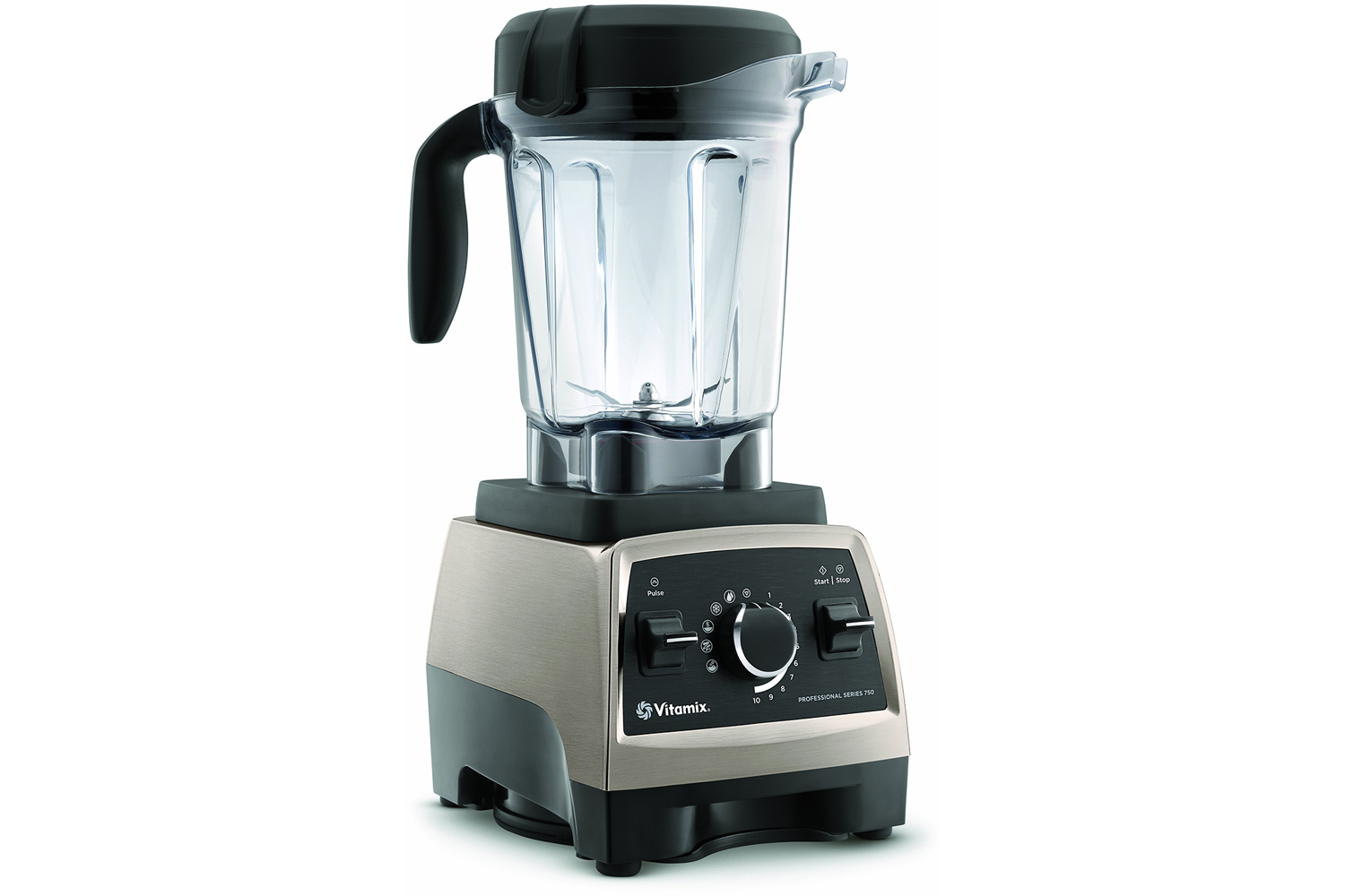 Vitamix Professional Series 750 w/64 oz. Container - Brushed Stainless Steel