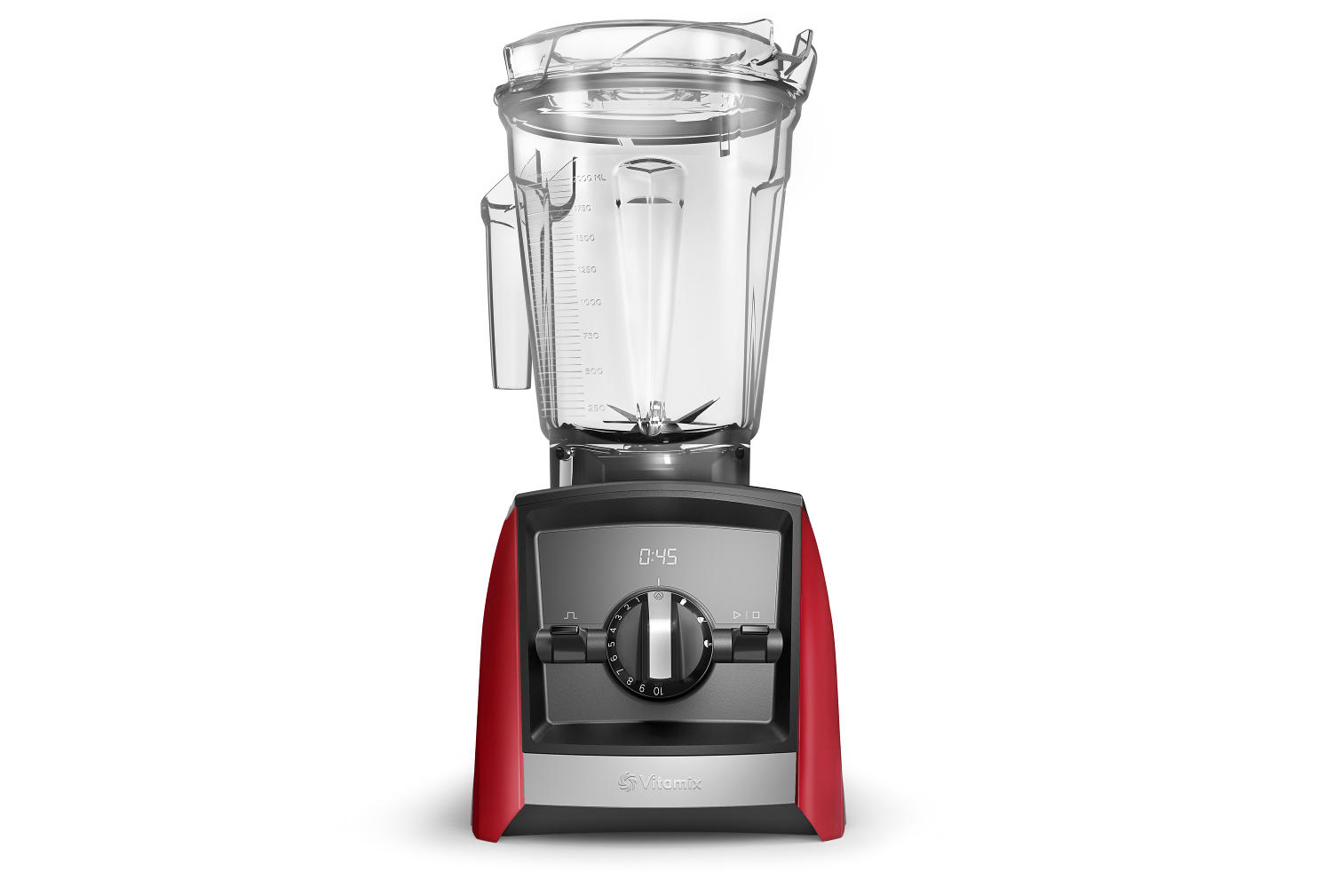 Vitamix A2500 Ascent Series - Red