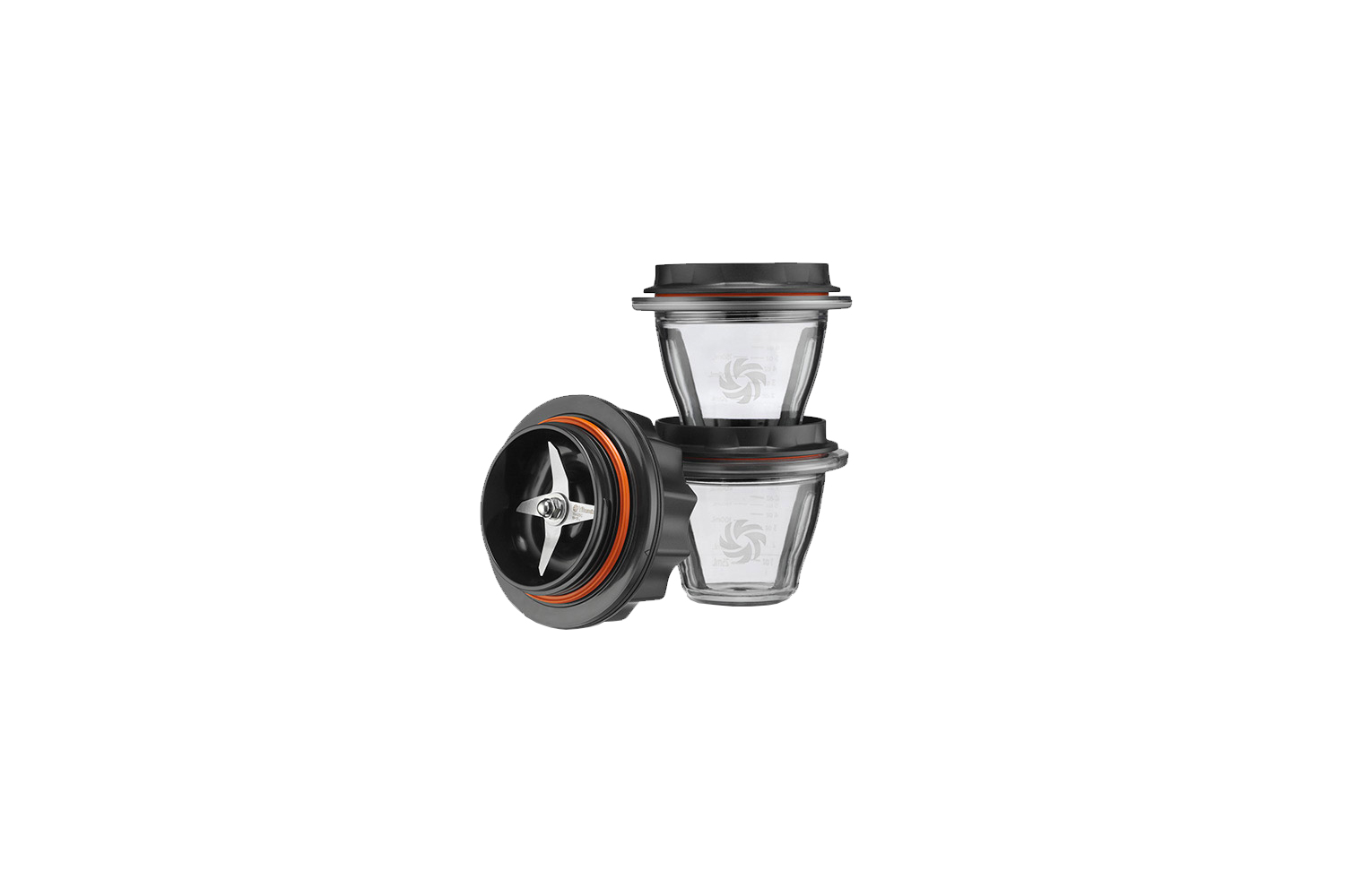 Vitamix Ascent Series Blending Bowls - 3 Piece Starter Kit
