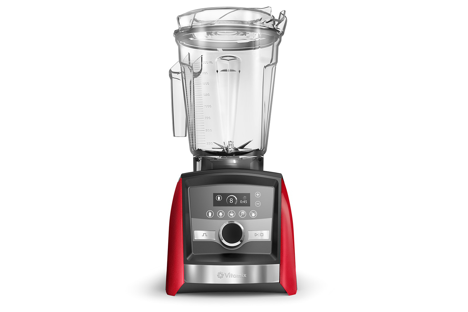 Vitamix A3500 Ascent Series - Candy Apple Red