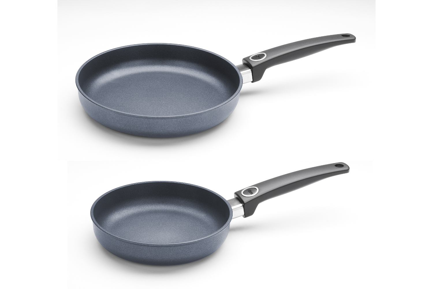 Woll Diamond Lite Nonstick 2 Piece Fry Pan Set
