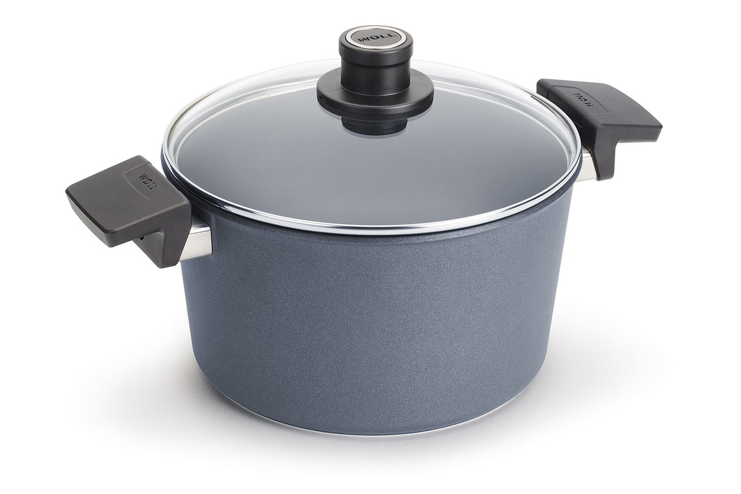 Woll Diamond Plus Nonstick Induction Stock Pots