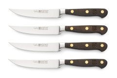 Wusthof Crafter 4 Piece Steak Knife Set