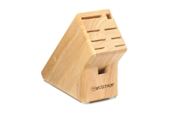 Wusthof 9 Slot Oak Knife Block
