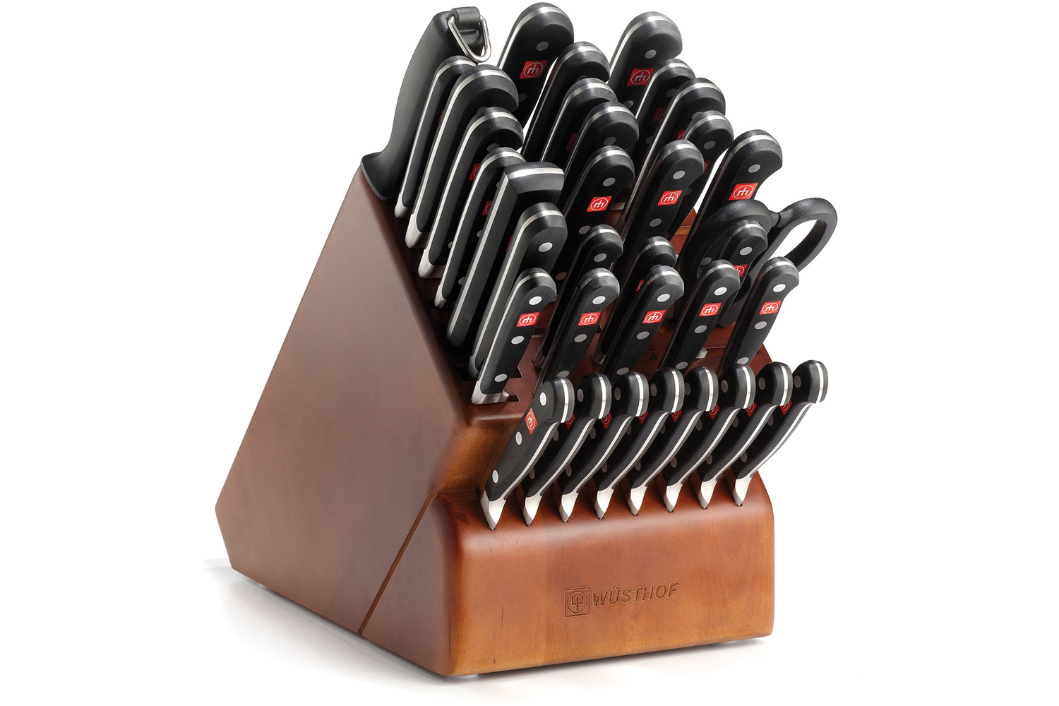 Wusthof Classic 36 Piece Knife Block Set