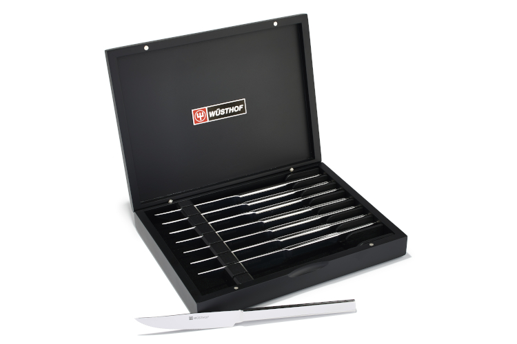 Wusthof Gift Knife Sets Wusthof 8 Piece Stainless Steel