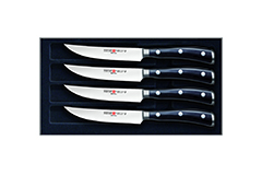 Wusthof Classic Ikon 4 Piece Steak Set