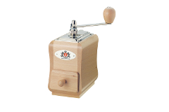 Zassenhaus Santiago Manual Coffee Mill - Natural Beech Wood