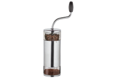 Zassenhaus Lima Manual Coffee Mill - Stainless Steel & Acrylic