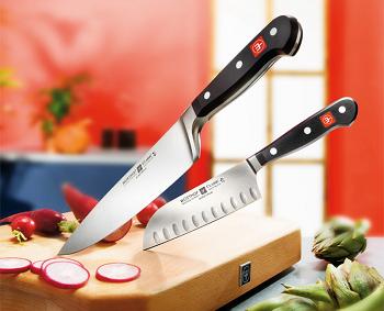 wusthof electric knife sharpener instructions