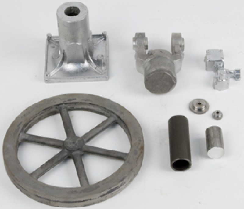 1895 Otto casting kit with gears