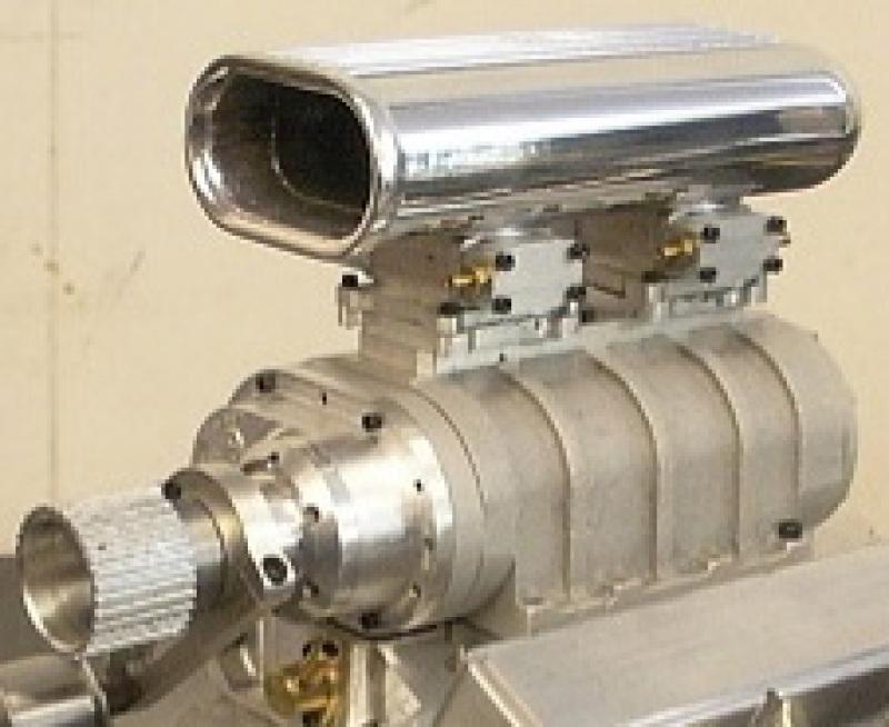 Demon V8 Working Model Engine Blower PLANS Down Load NOW!