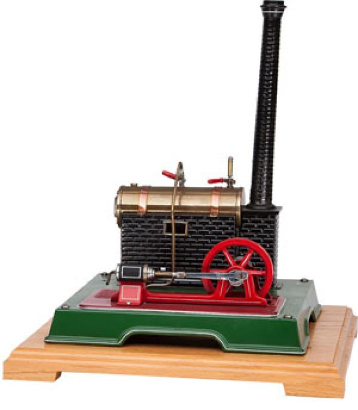 Marklin Live Steam Stationary Steam Engine