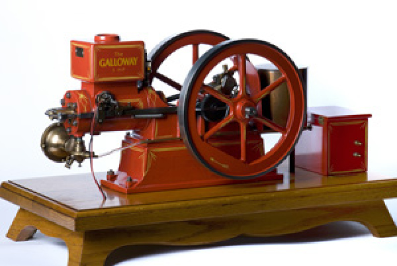 Galloway 1/3 Scale Model Hit and Miss Engine Casting Kit