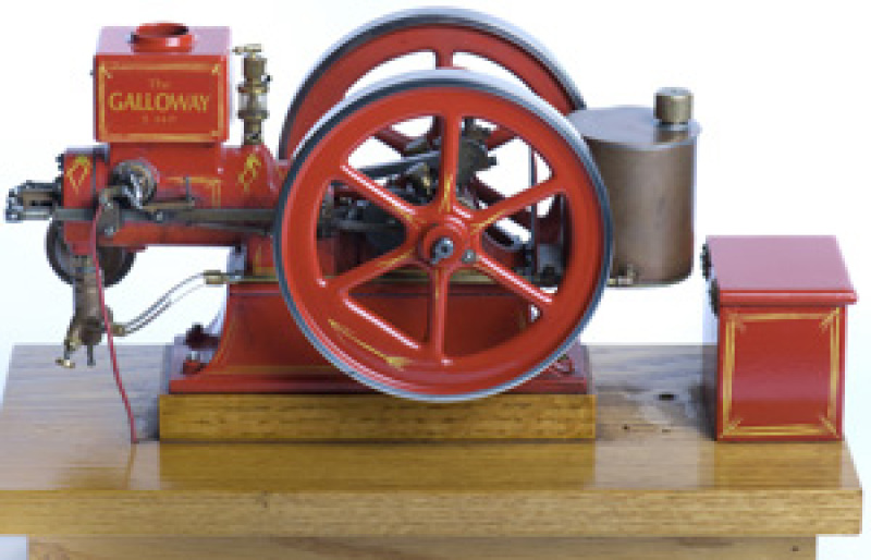 Galloway 1/6 Scale Model Hit and Miss Engine Casting Kit