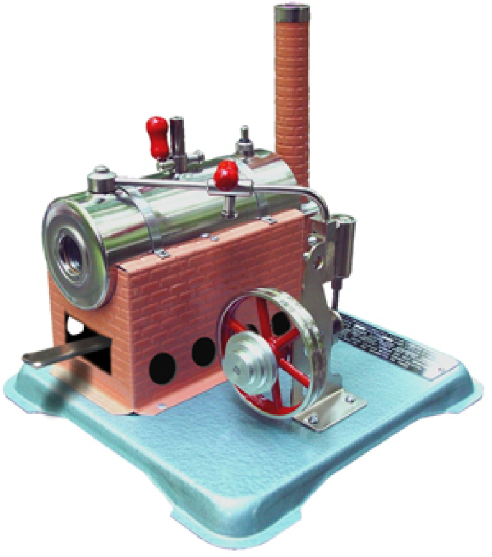 Jensen Steam Engine Model 70D
