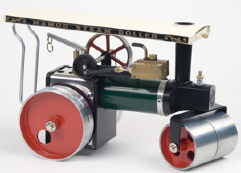 Mamod SR1A with NEW slide valve engine