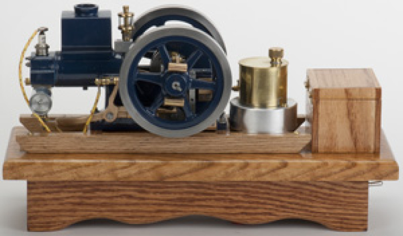 Scale Model of the Little York Hit and Miss Engine - Casting Kit