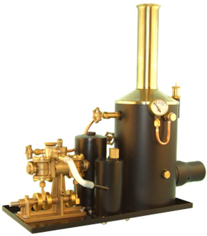 3 inch Vertical Clyde Steam Plant