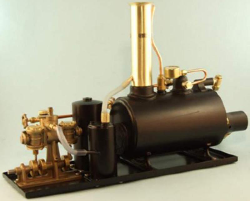 3 inch Horizontal Clyde Steam Plan